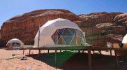 Deluxの高性能・高耐久性ドームテント