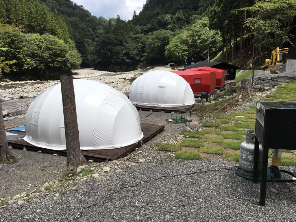 CAMP PARK KITO様【徳島】
