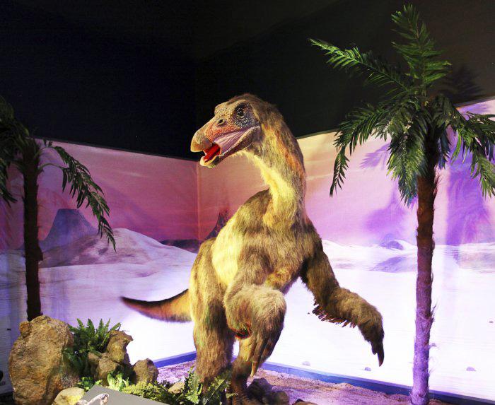 【動く・叫ぶ】アルクササウルス