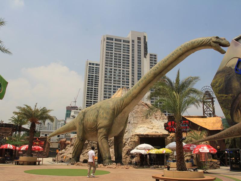 【動く・叫ぶ】アルゼンチノサウルス