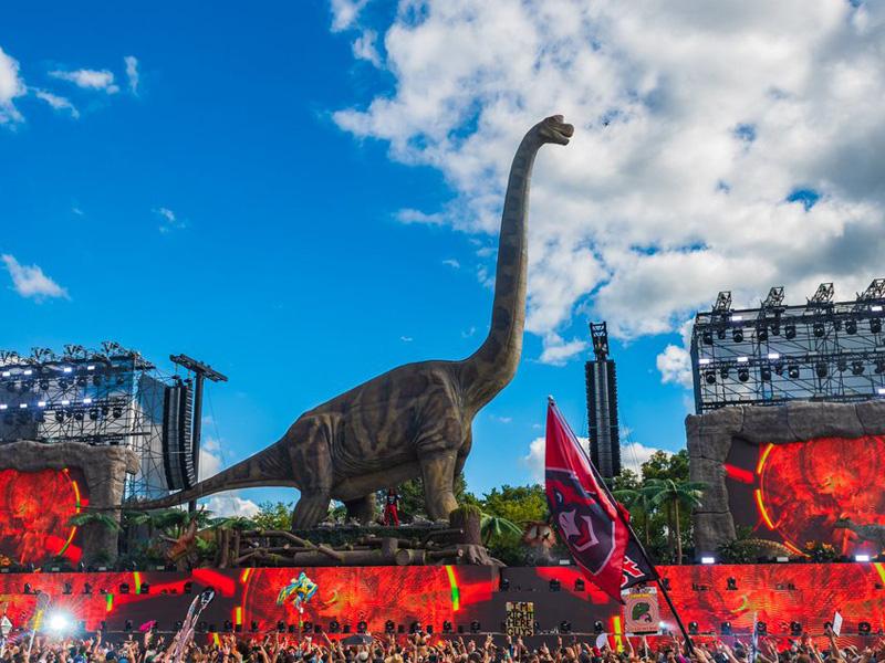 【動く・叫ぶ】ブラキオサウルス