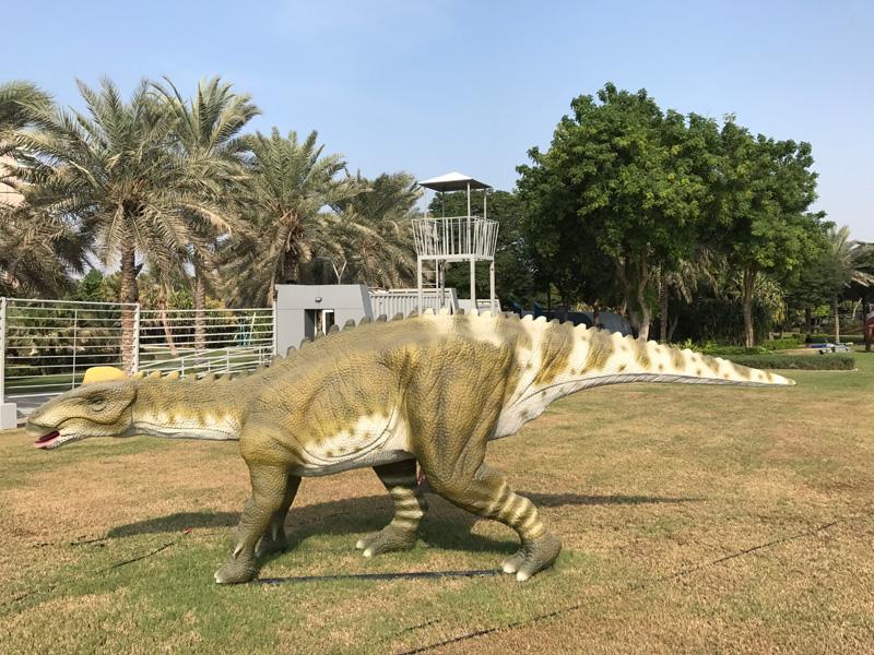 【動く・叫ぶ】ヒパクロサウルス