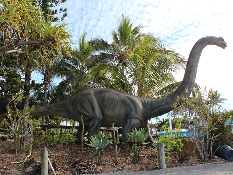 【動く・叫ぶ】オメイサウルス