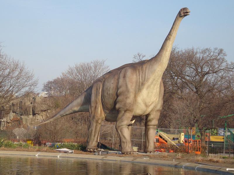 【動く・叫ぶ】ルヤンゴサウルス