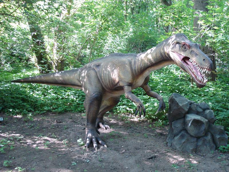 【動く・叫ぶ】ヤンチュアノサウルス