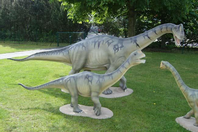 【動く・叫ぶ】エウロパサウルス