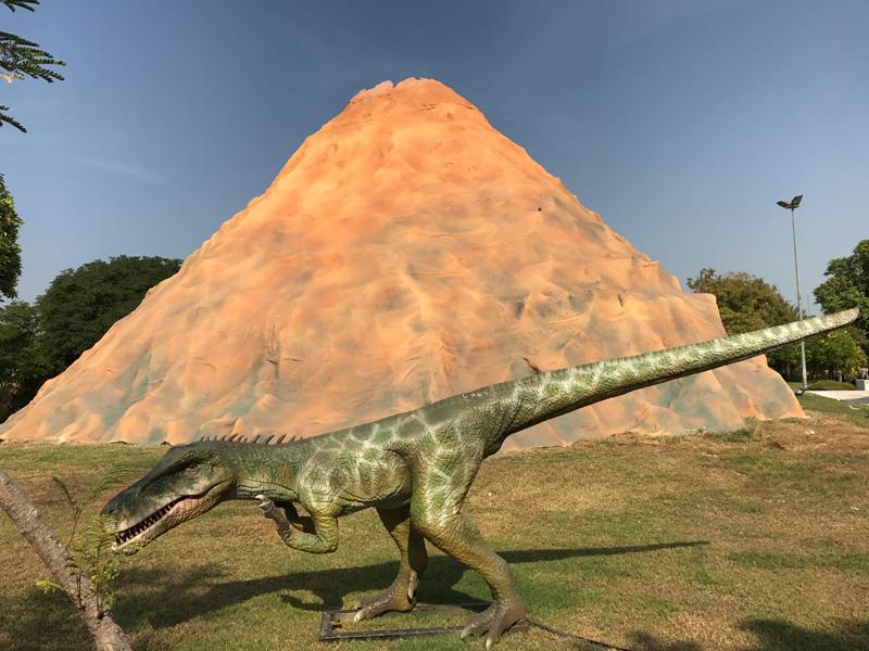 【動く・叫ぶ】ヘレラサウルス