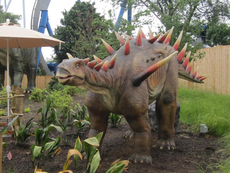 【動く・叫ぶ】ファヤンゴサウルス