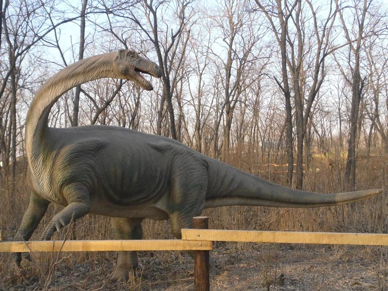 【動く・叫ぶ】ルーフェンゴサウルス