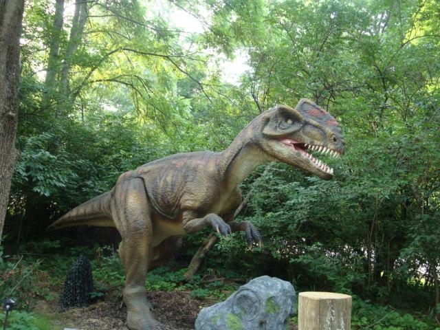 【動く・叫ぶ】モノロフォサウルス