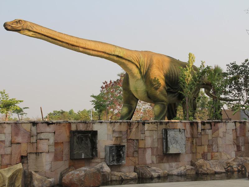 【動く・叫ぶ】プウィアンゴサウルス