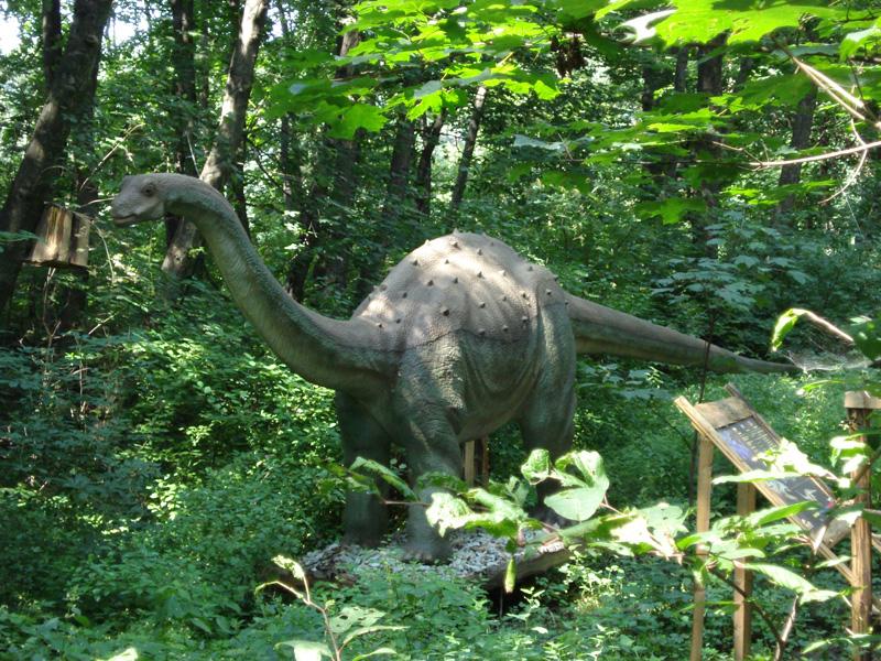 【動く・叫ぶ】サルタサウルス
