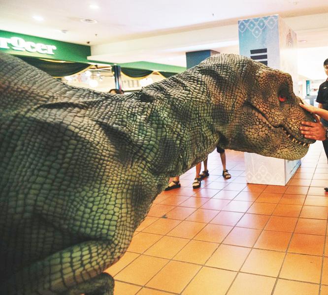 【操る】ティラノサウルス・レックス