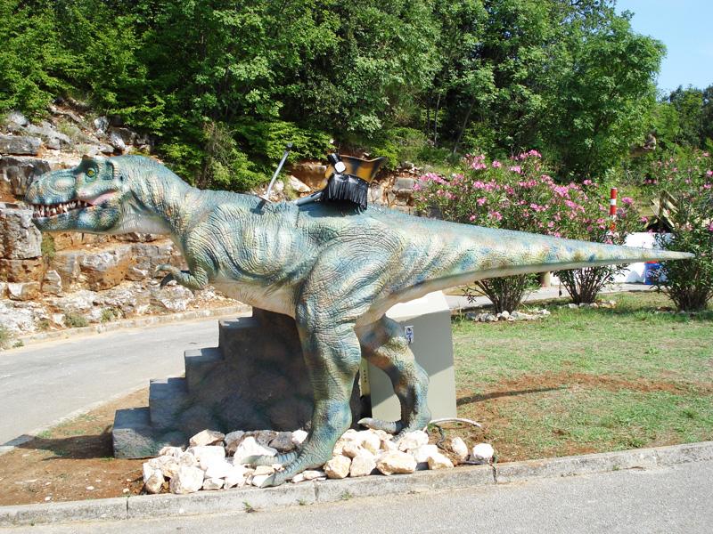 【乗る】ティラノサウルス・レックス