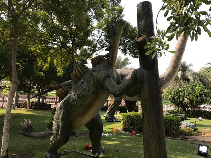 【動く・叫ぶ】ウエルホサウルス