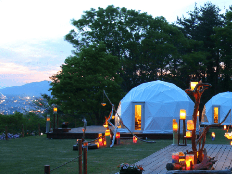 Mt.Shakushi Gateway Camp(杓子山ゲイトウエイキャンプ)様【山梨】