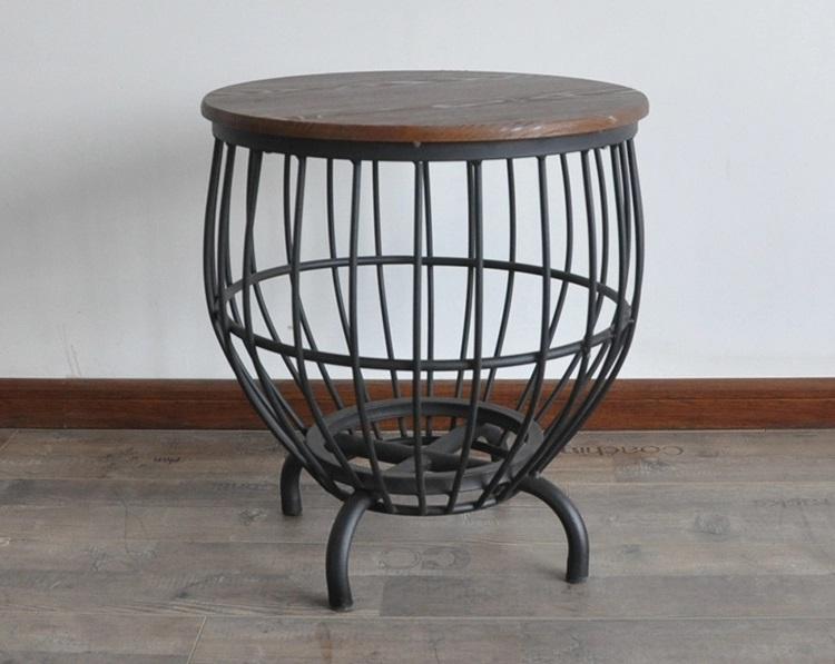 梨型テーブル01