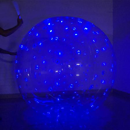 LEDモーションセンサーボール