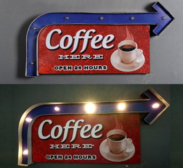 壁装飾「Coffee」