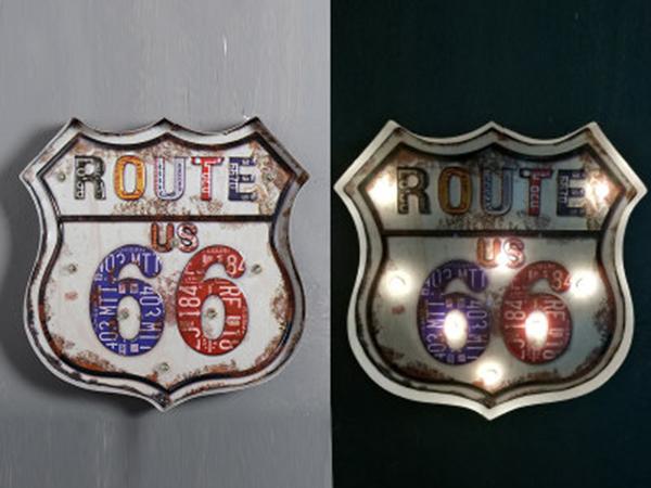 壁装飾「ROUTE66」