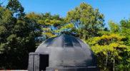 プラネタリウムドームテント