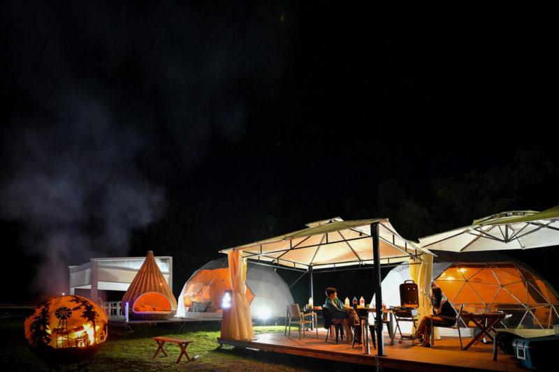 『Deluxs outdoor リゾート』運営開始と体験会セミナーのお知らせ