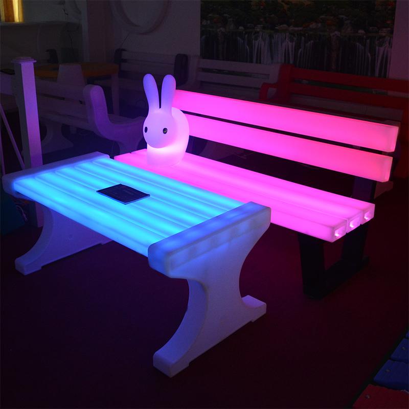 LEDガーデンテーブル